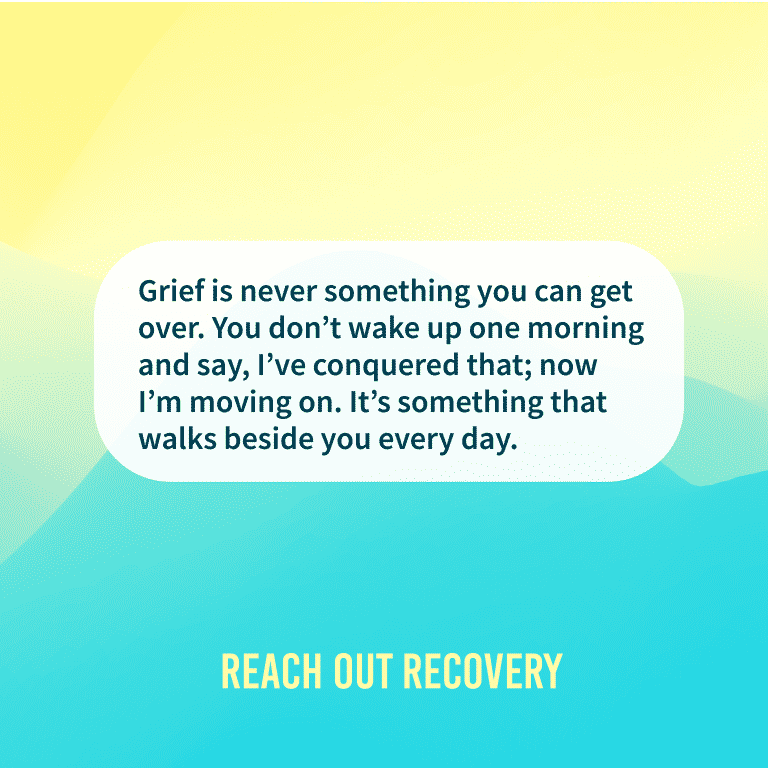 Quote of the Day Grief