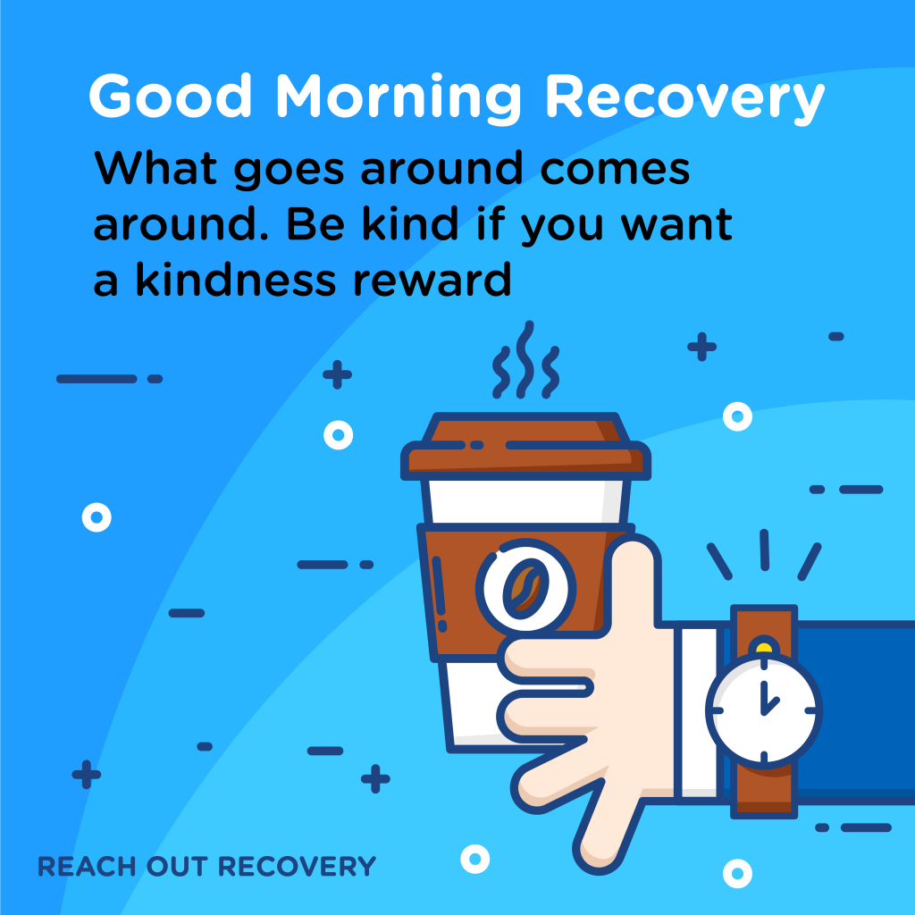 Good Morning Recovery reward
