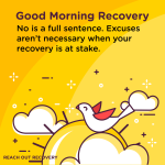 Good Morning Recovery no