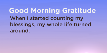 Good morning Gratitude blessings