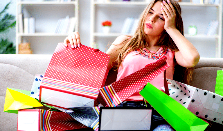 The 5 Phases Of Compulsive Spending