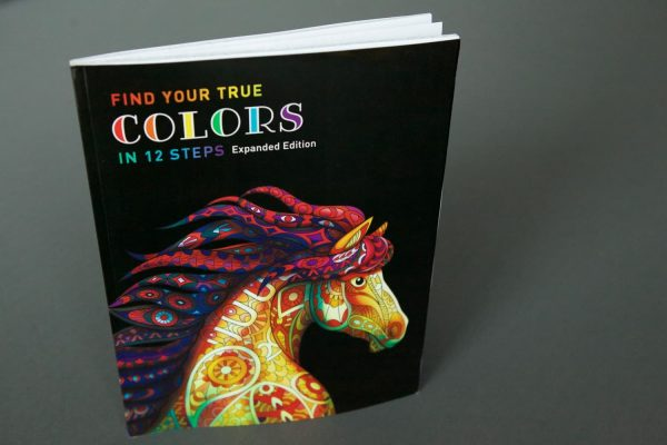 Find your true colors in 12 steps