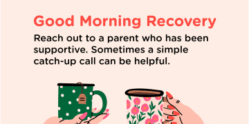 Good Morning Recovery support