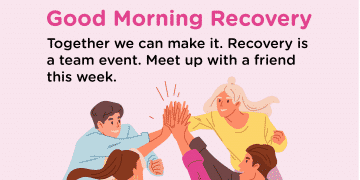 Good Morning Recovery together