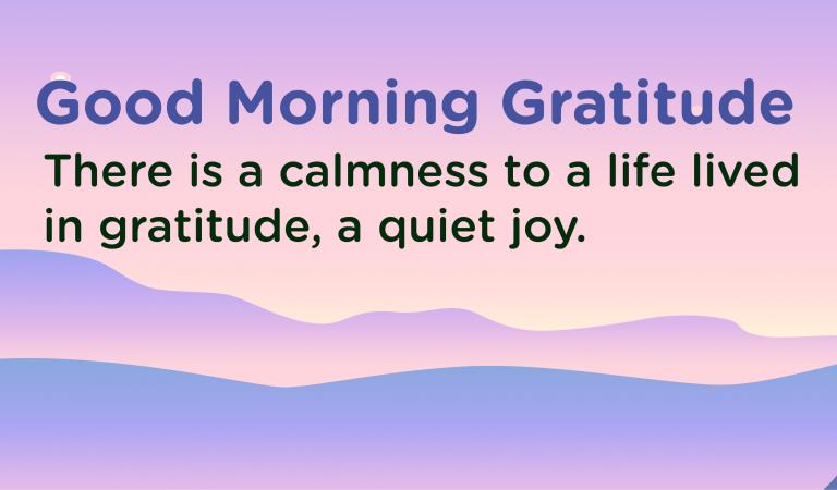 Gratitude Quotes: Life In Gratitude