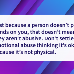 Quote of the day abuse