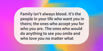 Quote of the day family