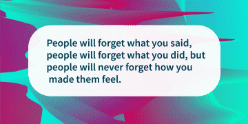 Quote of the day feel
