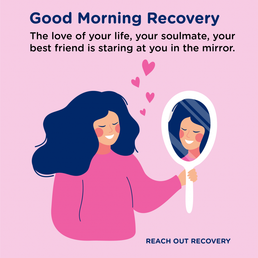 Who loves you, Good morning recovery