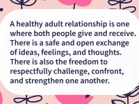 Quote of the day healthy relationships