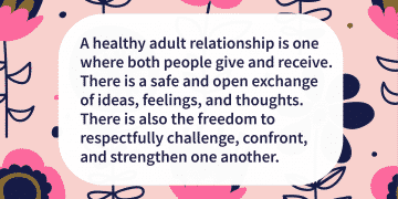 Quotes healthy relationships