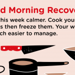 Good Morning Recovery cook