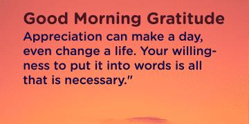 Thank someone gratitude quote