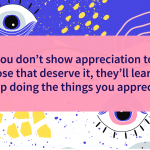 Quote of the day show your appreciation