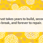Quote of the day trust