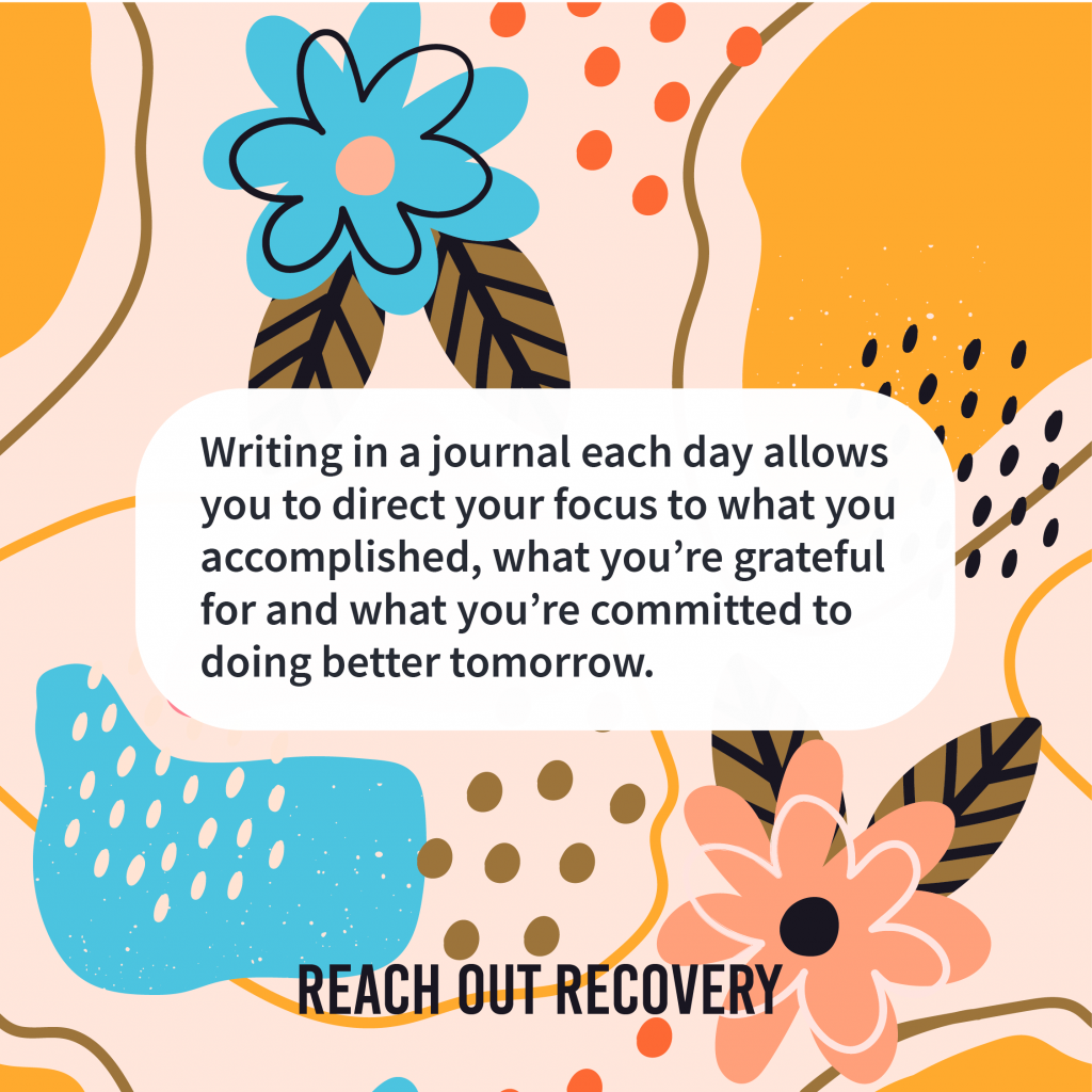 Quote of the day journal