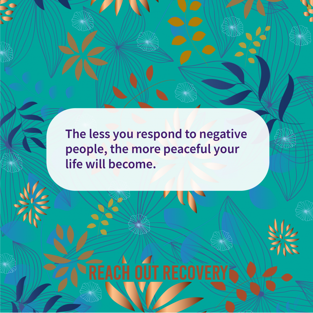 how to respond to negative people will surprise you