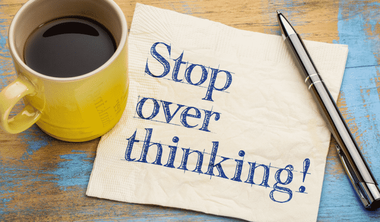 6 Ways To Stop Overthinking Everything, According To A Psychotherapist