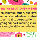 signs of healthy relationships