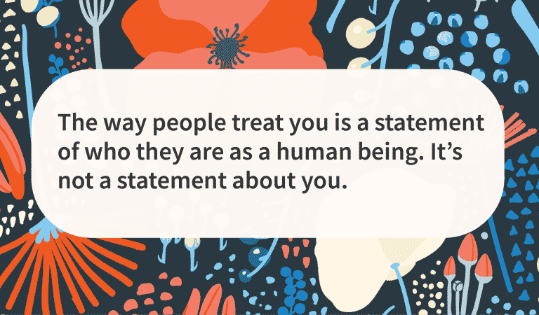 How Are You Treated?