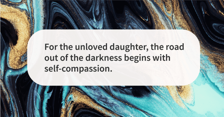 Recovery Quotes Unloved daughter