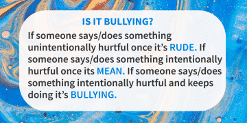 Boundary quotes boundaries bullying