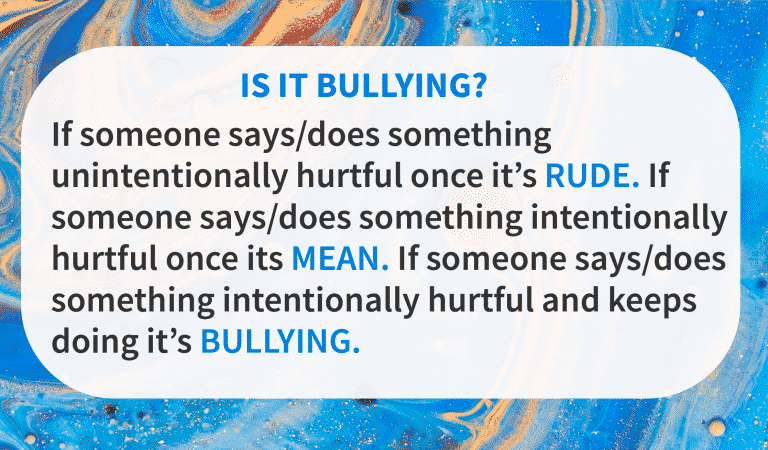 Beat Bullying With Boundaries