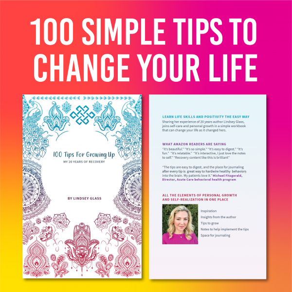 100 simple tips to change your life