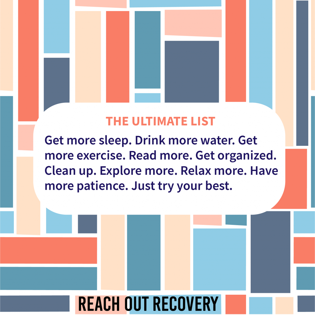 Recovery quotes Take care of yourself