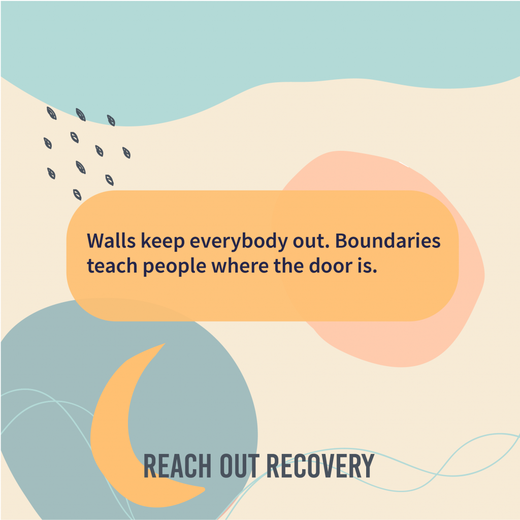 Boundary quotes Boundaries keep you healthy