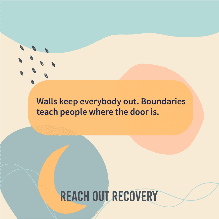 Boundary quotes Boundaries make healthy relationships