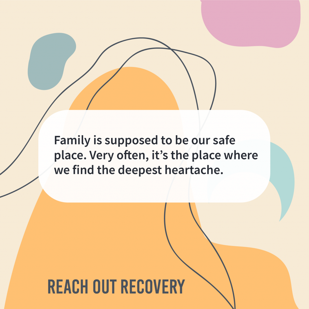 abuse quotes Family can be heartache