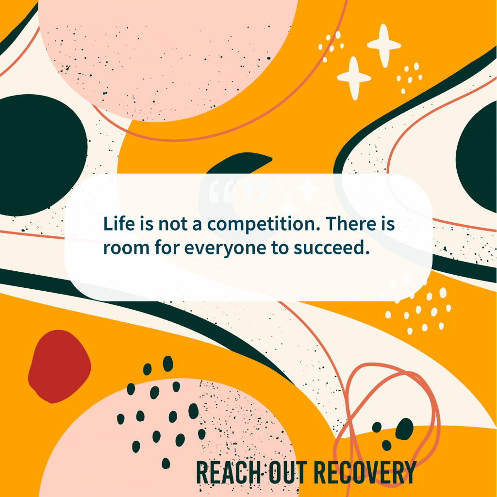 recovery quotes Try To Compete