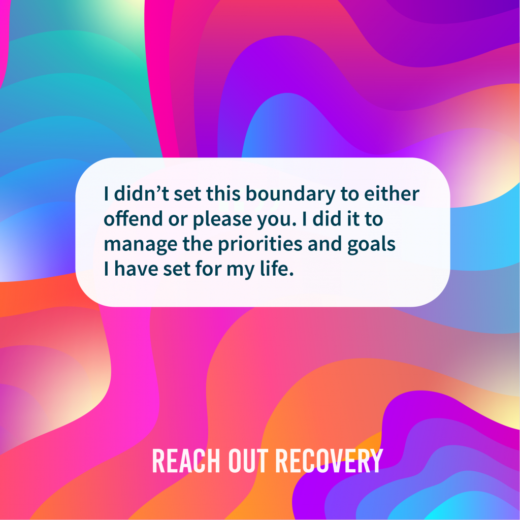 boundary quote Time is valuable don't gives yours away