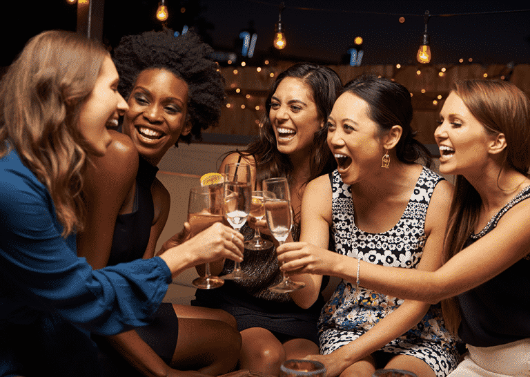 women's risk of alcohol death on the rise Adobe