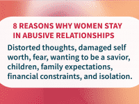Leaving Abusive Relationships