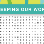 Keeping Our Word recovery word search