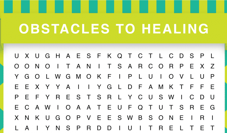 Obstacles To Healing