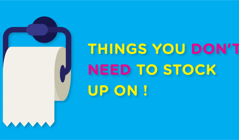 5 Things You Don't Need To Stock Up On