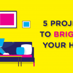 5 projects to brighten your home
