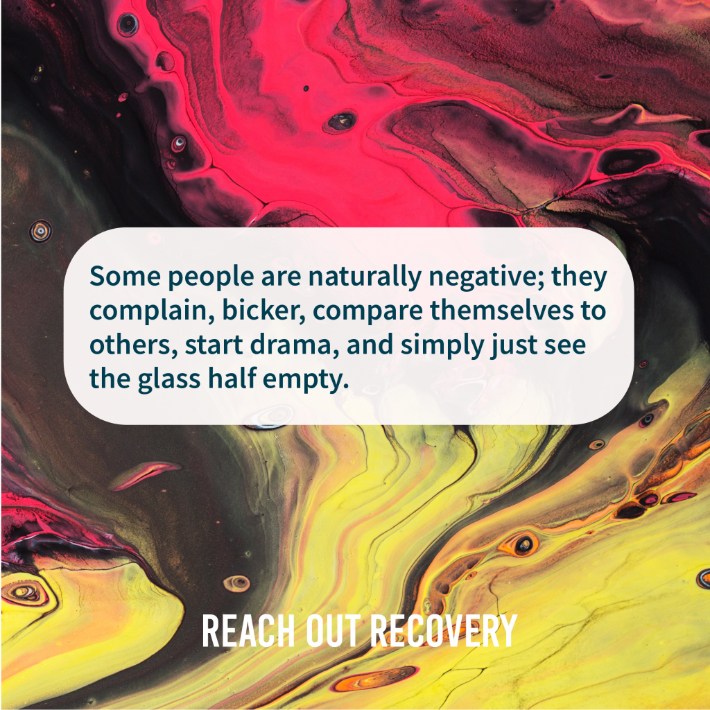 How To Keep Positive Around Toxic People