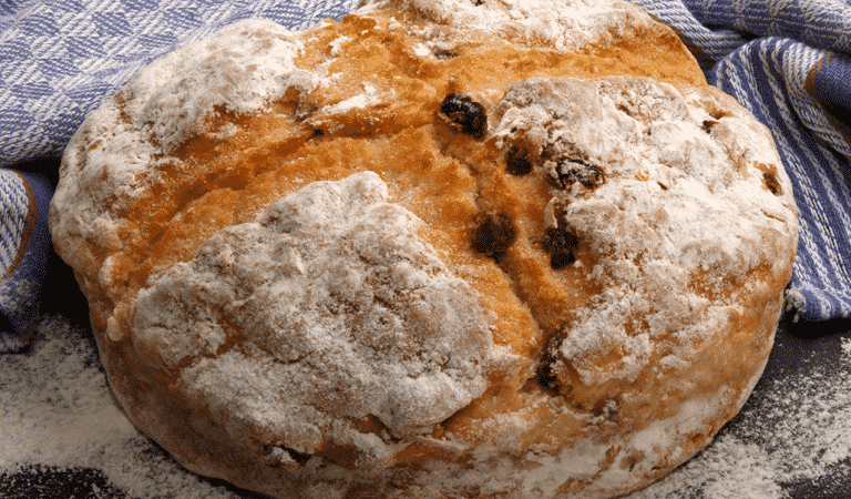 Easy To Follow Irish Soda Bread Recipe
