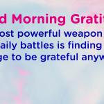 gratitude quotes Think Thankful