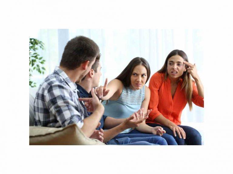 Toxic family dynamic