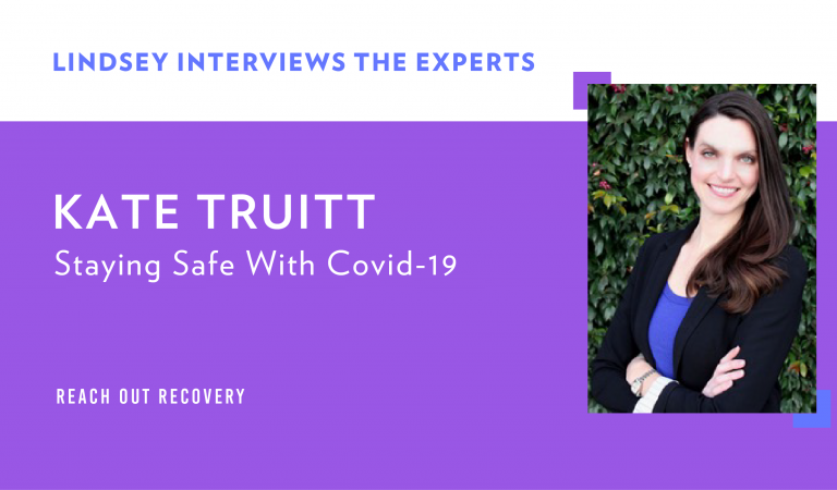 Self Care During Covid-19 With Dr. Kate Truitt