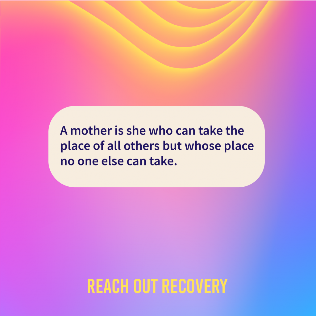 others take the place of mothers