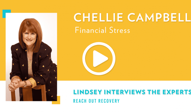 Chellie Campbell Talks Financial Stress In Covid 19