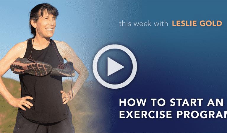 Coach's Corner: How to Start Exercising