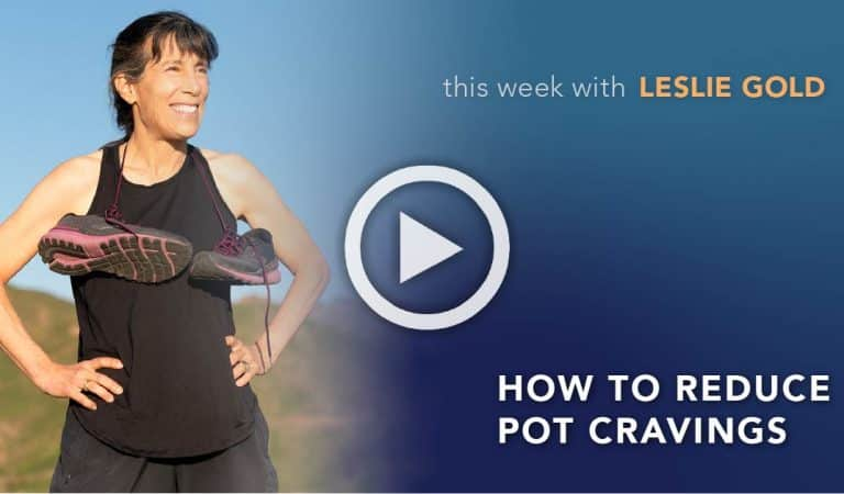 How to Reduce Pot Cravings