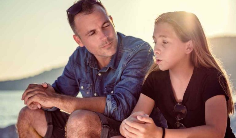 How To Talk To Teens About Family Substance Use